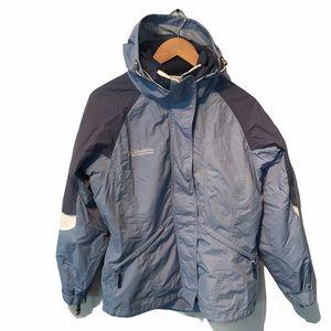 Columbia Grand Peak II interchange jacket small